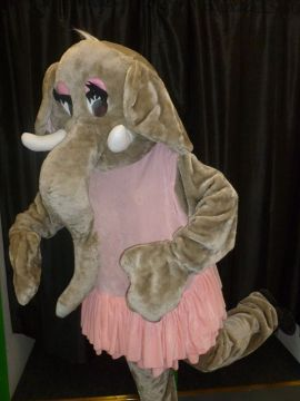 Elephant in Tutu For Sale -  | The Costume Corner