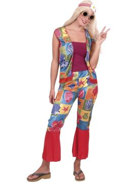 Flower Power Lady For Sale -  | The Costume Corner Fancy Dress Super Store