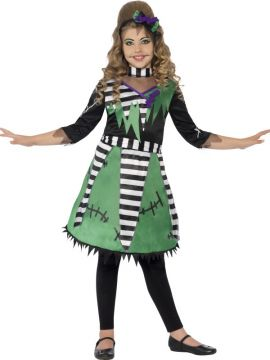 Frankie Girl For Sale - Dress & headband | The Costume Corner Fancy Dress Super Store