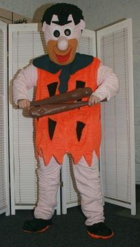 Fred Mascot For Sale -  | The Costume Corner