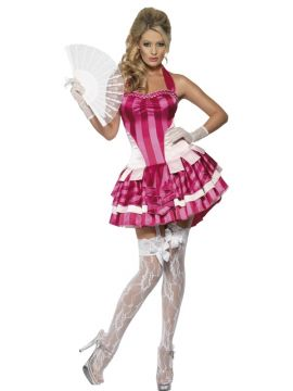 French Fancy For Sale - Includes Pink French Fancy Dress. | The Costume Corner Fancy Dress Super Store