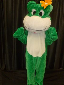 Frog Mascot For Sale -  | The Costume Corner