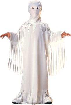 Ghost For Sale - Ghost Costume includes hood and robe. | The Costume Corner Fancy Dress Super Store