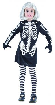 Skeleton Girl For Sale - Includes dress