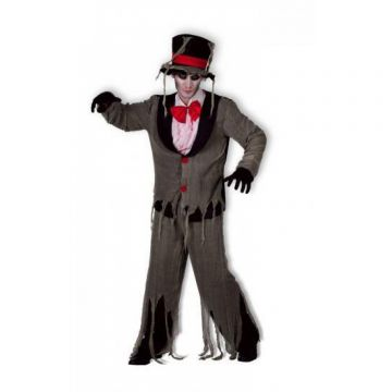 Grave Digger For Sale - Contains jacket, trouser, bowtie & hat