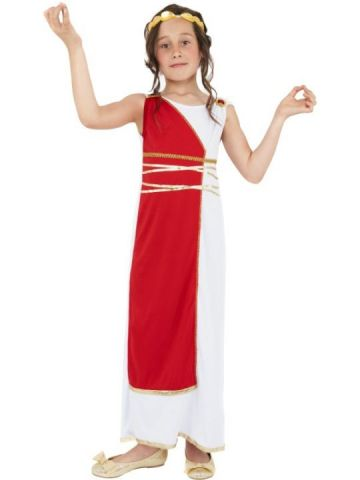 Grecian Girl For Sale - Grecian Girl Costume, With Robe and Headpiece