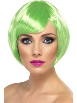 Babe Wig - Green For Sale - Green Babe Wig | The Costume Corner Fancy Dress Super Store