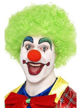 Clown Wig - Green For Sale - Crazy Clown Wig, Green | The Costume Corner Fancy Dress Super Store