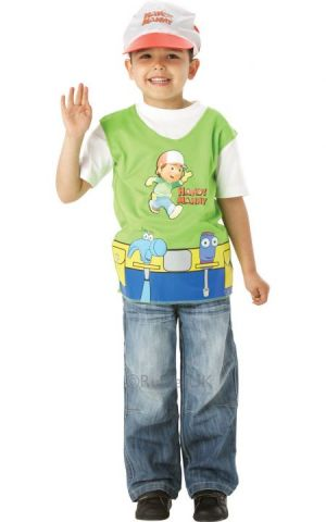 Handyman Tabard For Sale - Handyman occupation costume available in small size for 3-4 years. | The Costume Corner Fancy Dress Super Store