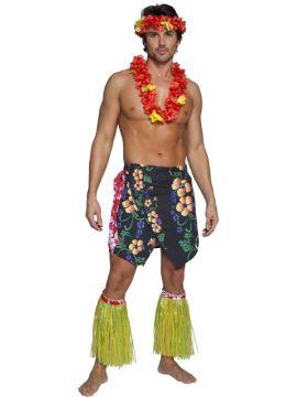 Hawaiian Man For Sale - HawaiianMan costume | The Costume Corner Fancy Dress Super Store