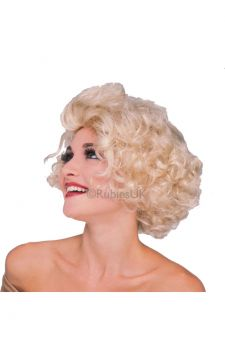 Hollywood Starlet Wig For Sale - Transform into a peroxide blonde starlet, ready for the director to shout,