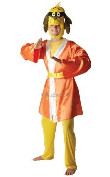 Hong Kong Phooey For Sale - Robe, belt, trousers and character headpiece. Number one super guy, quicker than the human eye, Penry Pooch is all set to transform from police station janitor into Hong K... | The Costume Corner Fancy Dress Super Store