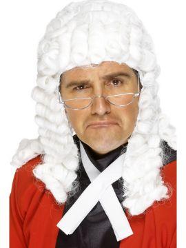 Judge Wig For Sale -  | The Costume Corner Fancy Dress Super Store