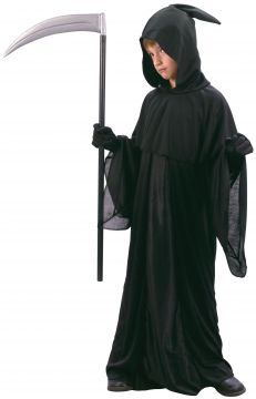 Black Reaper For Sale - Contains Robe & hood