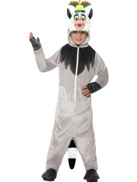 King Julien The Lemur For Sale -  | The Costume Corner Fancy Dress Super Store