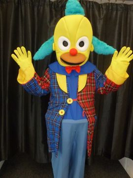 Krusty the Clown For Sale -  | The Costume Corner