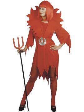 Lady Brimstone For Sale -    The Costume Corner Fancy Dress Super Store