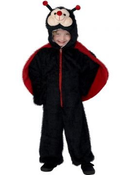 LadyBug For Sale - Plush Lady Bug Costume with hood. Age 3 - 5 | The Costume Corner Fancy Dress Super Store
