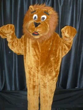Lion Mascot For Sale -  | The Costume Corner