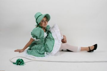 Little Bow-Beep For Sale - Little Bow-Beep Dress and hat.