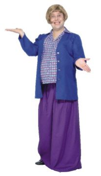 Little Britain Marjorie Dawes For Sale - Little Britain Marjorie Dawes Costume Includes Skirt , Blouse & Jacket.  | The Costume Corner Fancy Dress Super Store