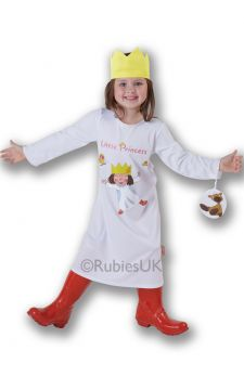 Little Princess For Sale - For any feisty little princess, this Little Princess outfit will help you decide if you want to be a pirate or you don't want to leave home, if you want to be a cave girl or yo... | The Costume Corner Fancy Dress Super Store