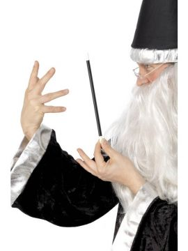 Magicians Wand For Sale - Magicians Wand, 33cm | The Costume Corner Fancy Dress Super Store