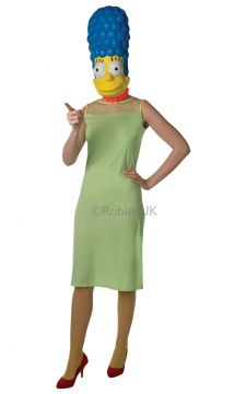 Marge Simpsion For Sale - Classic adult Marge Simpsion costume. | The Costume Corner Fancy Dress Super Store