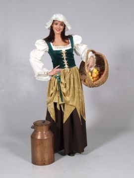 Medieval Wench For Sale - Medieval Wench (Hire Costume) | The Costume Corner