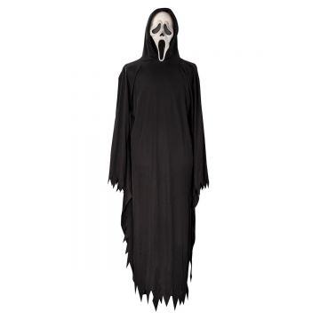 Mens Demon Costume For Sale - Robe and mask
