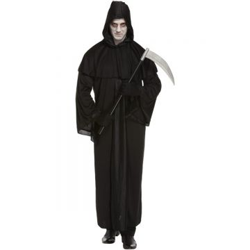 Mens Grim Reaper For Sale - Hooded Robe