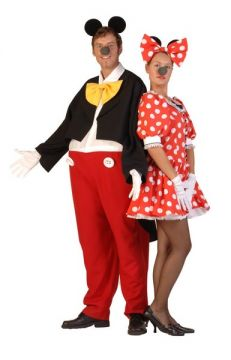 Mickey and Minnie For Sale - Mickey and Minnie (Hire Costume) | The Costume Corner