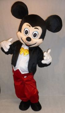 Mickey Mascot For Sale -  | The Costume Corner