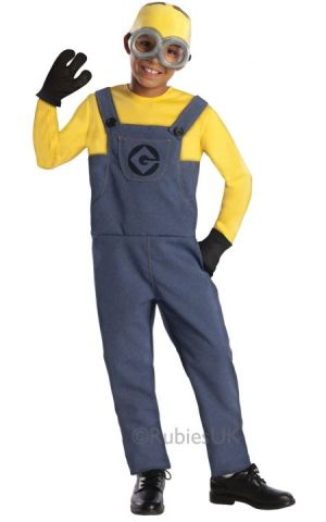 Minion Boy For Sale - Minion Boy costume for sale. | The Costume Corner Fancy Dress Super Store