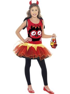 Moshi Monsters Diavlo For Sale - Moshi Monsters Diavlo Costume, with Tutu Dress, Wings, Headband and Bag | The Costume Corner Fancy Dress Super Store