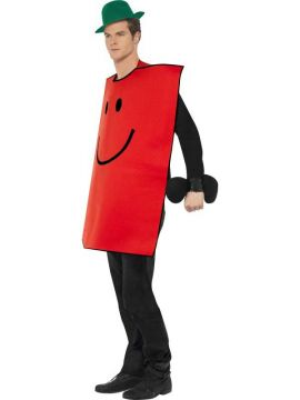 Mr Strong For Sale - Mr Strong Costume, Includes Top, Hat and 2 Wristbands | The Costume Corner Fancy Dress Super Store