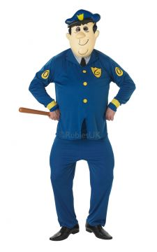 Officer Dibble For Sale - Just who will be giving you the run-around, tonight? Step back in time and into one of the Sixties' best loved cartoons! Make Top Cat's alley your beat as you try to catch and ... | The Costume Corner Fancy Dress Super Store
