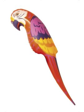 Parrot For Sale - Parrot, Inflatable, 116cm | The Costume Corner Fancy Dress Super Store