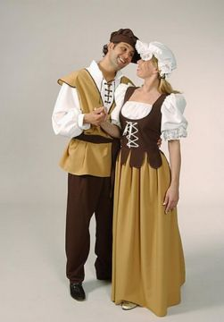 Peasant Wench For Sale - Peasant Wench (Hire Costume) | The Costume Corner