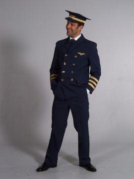 Pilot Navy For Sale - Pilot Navy (Hire Costume) | The Costume Corner