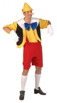 Pinocchio For Sale - Pinocchio (Hire Costume) | The Costume Corner