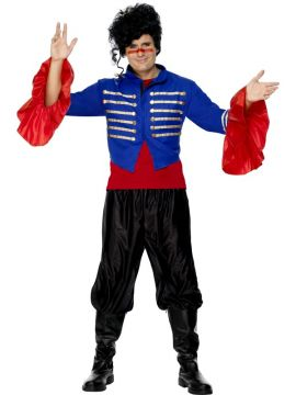 Pop Prince For Sale - 80S Pop Prince Costume, With Jacket and Trousers | The Costume Corner Fancy Dress Super Store