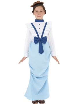 Posh Victorian For Sale - Posh Victorian Costume, Blue, With Dress and Hat | The Costume Corner Fancy Dress Super Store