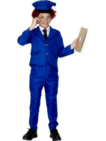 Postman Pat For Sale - Postman Pat boy costume for sale. | The Costume Corner Fancy Dress Super Store