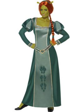Princess Fiona For Sale - Shrek, Fiona Costume, includes Dress, Wig and Headband | The Costume Corner Fancy Dress Super Store