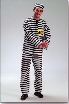 Prisoner For Sale - Prisoner (Hire Costume) | The Costume Corner