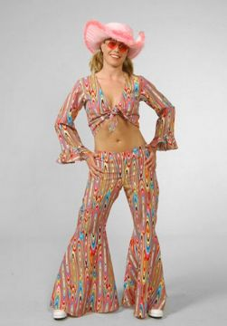 Psychadelic two Piece For Sale - Psychadelic two piece (Hire Costume) | The Costume Corner