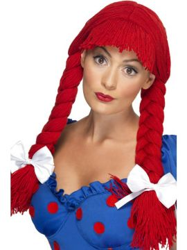 Rag doll wig For Sale -  | The Costume Corner Fancy Dress Super Store