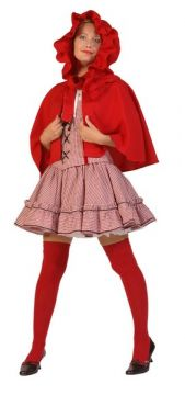 Red Riding Hood For Sale - Red Riding Hood 3 piece. (Hire Costume) | The Costume Corner