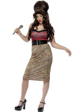 Rehab Babe For Sale - Rehab Babe Costume, with Dress, Belt and Headpiece | The Costume Corner Fancy Dress Super Store